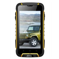 Jeep F6 Yellow
