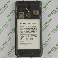Homtom HT37 Iron Grey