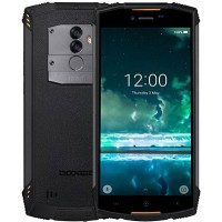 Doogee S55 Fire Orange