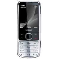 Nokia 6700 Chrome 2 sim TV