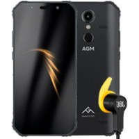 AGM A9 4/64Gb Black + JBL headset