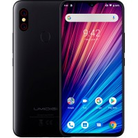 Umidigi F1 (4+128Gb) Black