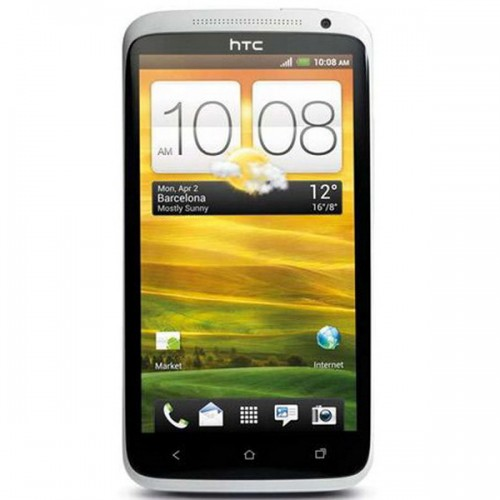 HTC One X S720e White