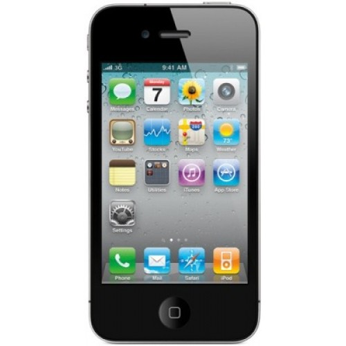 iPhone 4S 32Gb Black (neverlock)