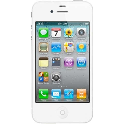 iPhone 4S 32Gb White (neverlock)