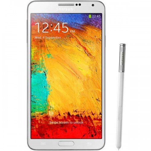 Samsung Galaxy Note 3 N900 White Duos