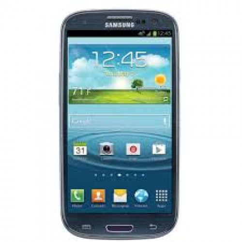 Samsung Galaxy S3 (W3000) Blue Android 4.0