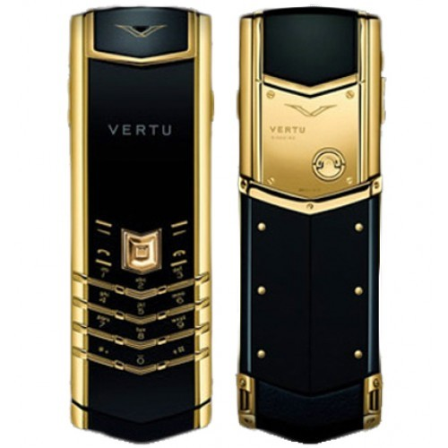 Vertu Signature S Design Rose Gold