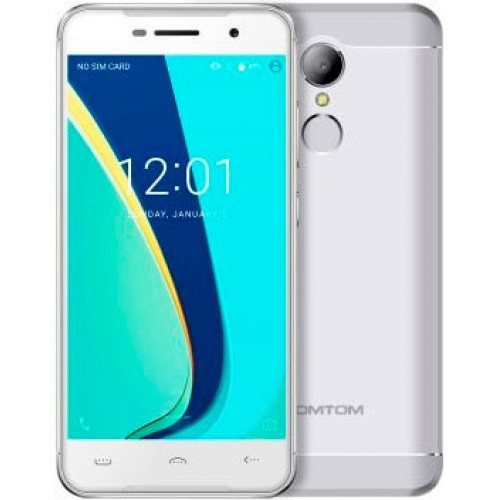Homtom HT37 Pro Silver