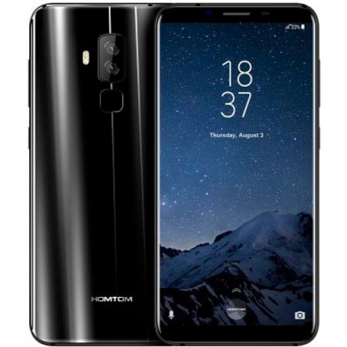 Homtom S8 Midnight Black