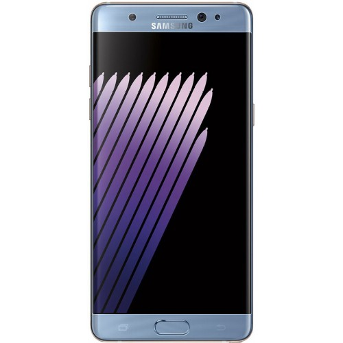 Samsung Galaxy Note 7 Blue Coral