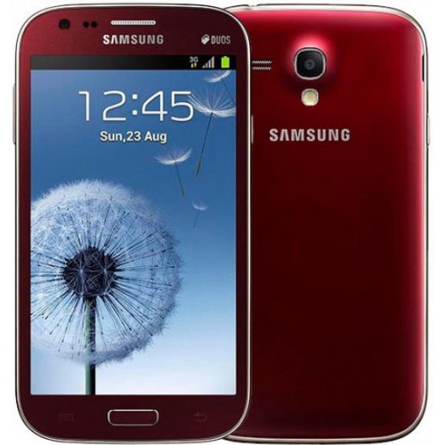 Samsung Galaxy S Duos 2 Red