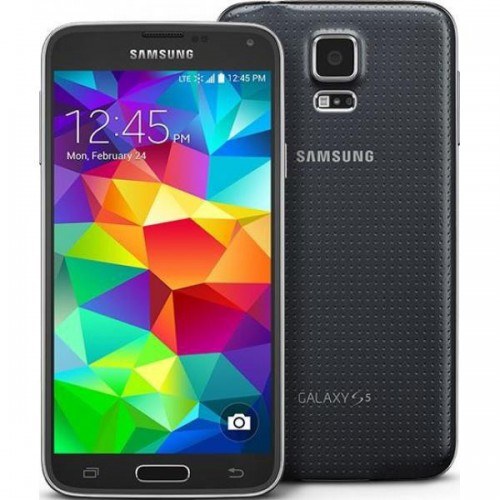 Samsung Galaxy S5 G900F Charcoal Black