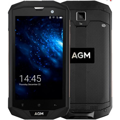 AGM A8 EU 4/64GB Black
