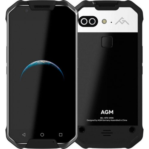 AGM X2 6/128GB Black