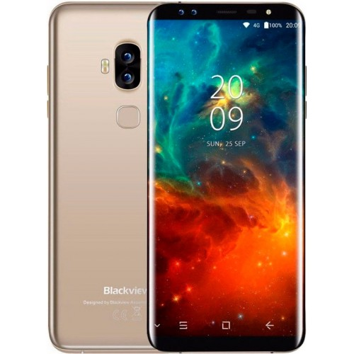 Blackview S8 Silk Gold
