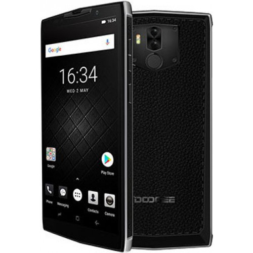 Doogee BL9000 Silver Edge