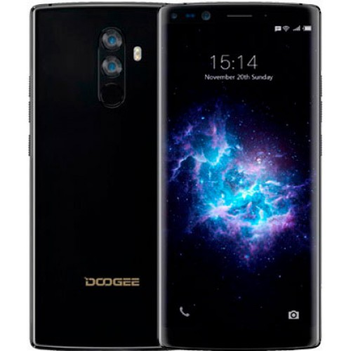 Doogee MIX 2 6/128 Ceramics Black