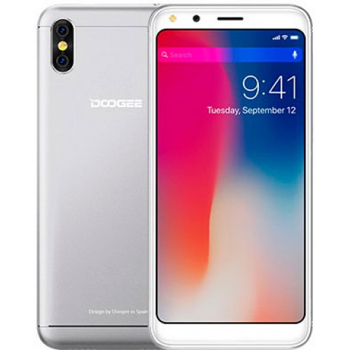 Doogee X53 Business Silver