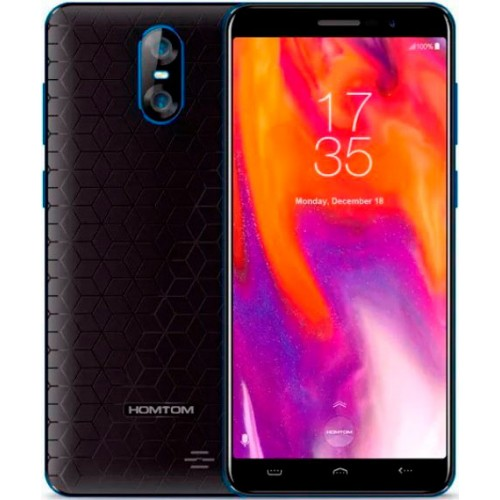 Homtom S12 Black-Blue