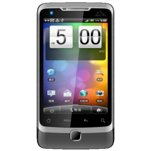 HTC A5000 Android 2.2