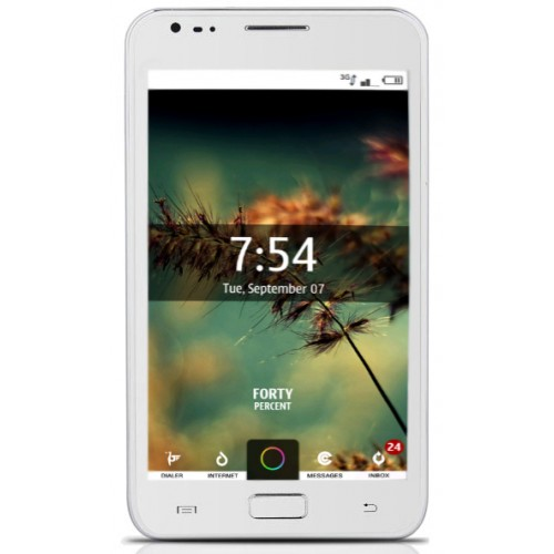 Samsung Galaxy Note White i9220 Android 4.0