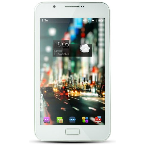 Samsung Galaxy Note N8000+ White