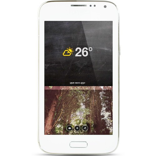 Samsung Galaxy Note 2 N7189 White  (Quad-Core)