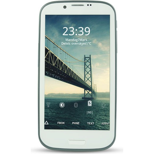 Samsung Galaxy S3 White (N7000) Android 4.0