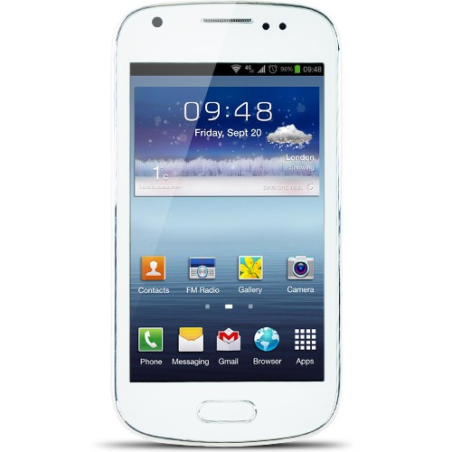 Samsung Galaxy S3 Mini (N9300) White MTK6575