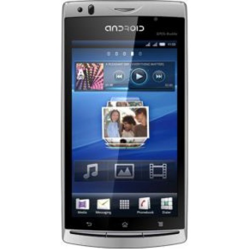 Sony Ericsson LT18i Silver (Android 2.3)