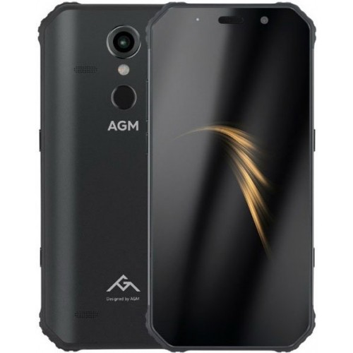 AGM A9 4/64Gb Black