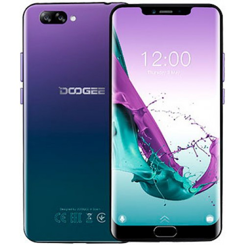 Doogee Y7 Plus Blue